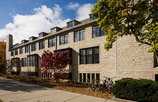 Mcguire igleski associates inc northwestern - Marshall field garden apartments ...