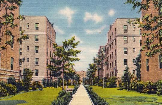Mcguire Igleski Associates Inc Marshall Field Garden Apartments