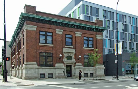 Mcguire igleski associates inc town hall apartments - Marshall field garden apartments ...